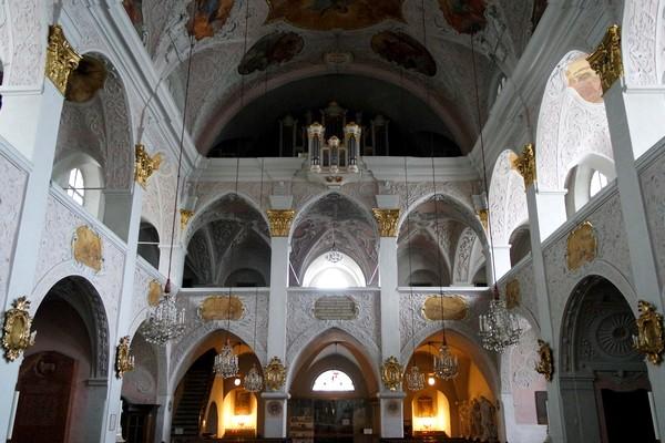 autriche klagenfurt carinthie cathédrale dom