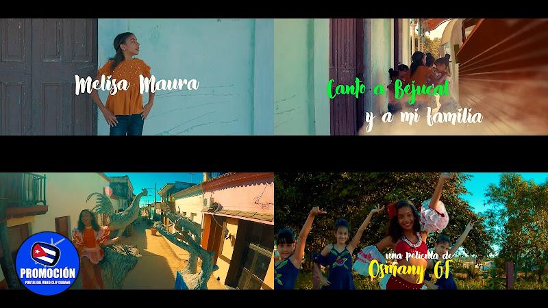 Melisa Maura - ¨Canto a Bejucal y a mi familia¨ - Videoclip - Director: Osmany González. Portal Del Vídeo Clip Cubano. Música cubana. Cuba.