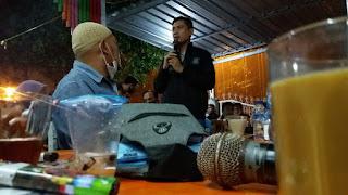 Kapolres Bone AKBP Try Handako Silaturahmi Bersama Insan Pers dan LSM