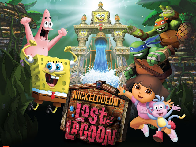 Image result for nickelodeon lost lagoon