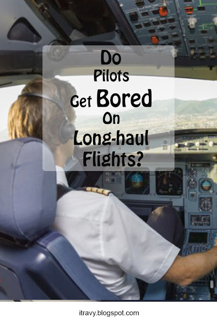 Pilots during flights