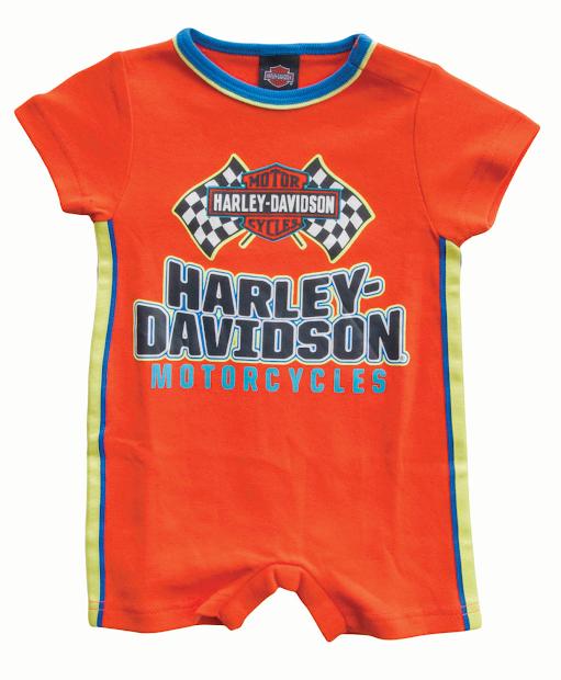 Harley Davidson Baby Clothes