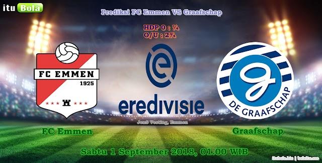 Prediksi FC Emmen VS Graafschap - ituBola