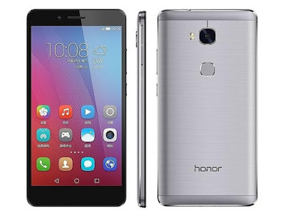 Huawei Honor 5X Silver color