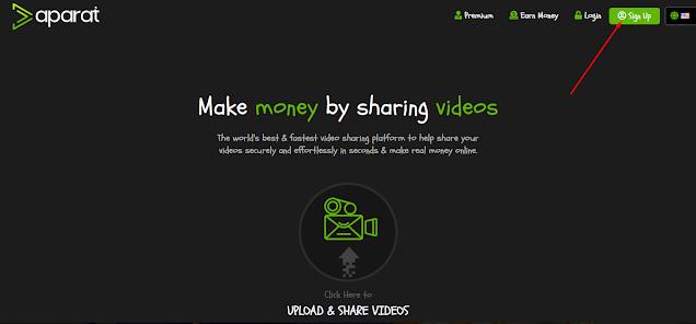 اربح المال بكل سهولة من موقع أبارات بديل اليوتيوب الجديد ... 40 دولار عن كل 10000 مشاهدة