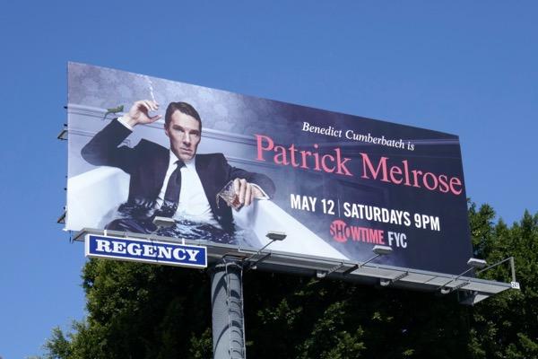 Patrick Melrose series premiere billboard