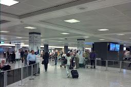 Industri Transportasi Pulih, 2 Juta Orang Diperiksa di Bandara Amerika Serikat