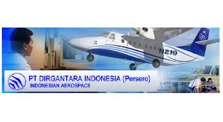 Lowongan Kerja SMK PT Dirgantara Indonesia (Persero) Bulan Februari 2020