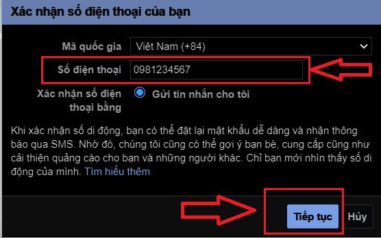 đổi tên đăng nhập Facebook_8