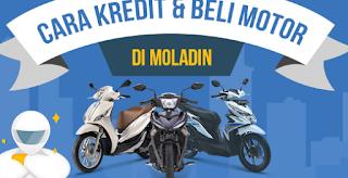 Moladin, Solusi Kredit Motor Cepat dan Mudah
