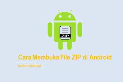 Cara Membuka File Zip di Android Menggunakan Files By Google