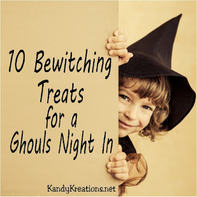 Celebrate Halloween in Bewitching style with these fun Witch Halloween party treats.  These are ten of the most fun, cute, sweet, and scary desserts you can have at your Ghouls night in.