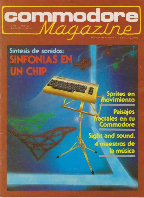 Commodore Magazine #23 (23)