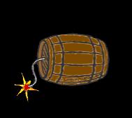 Resultado de imagem para barril de polvora