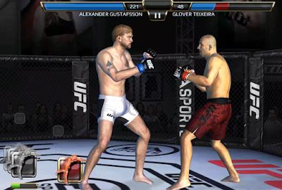 لعبة EA Sports UFC