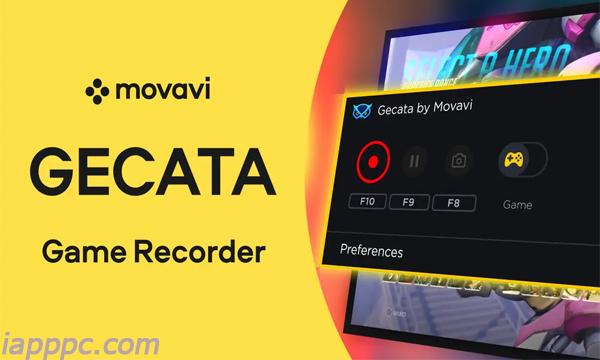Movavi Game Recorder
