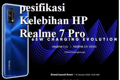 pesifikasi Kelebihan HP Realme 7 Pro