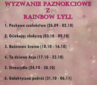 Projekt u Rainbow Lyll - tydzień 6