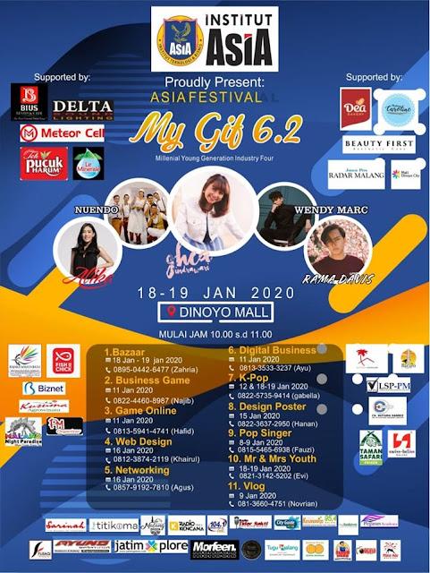 Big Event Institut Asia Malang