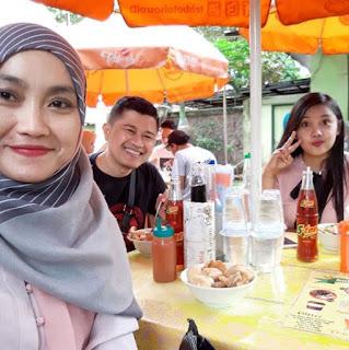 Makan Siang Cuanki Serayu Bandung