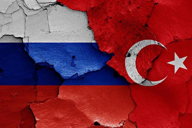Συγκλίνουν Ρωσία και Τουρκία στον πόλεμο του Καυκάσου