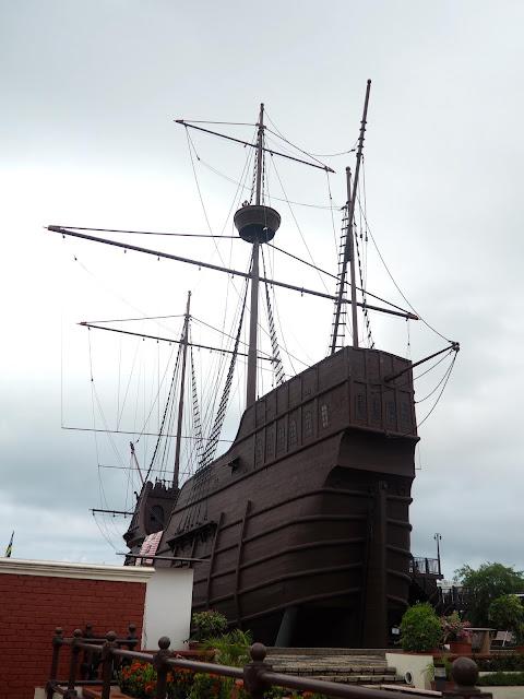 Maritime Museum, Melaka, Malaysia