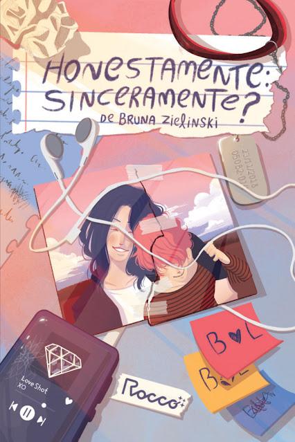 Livro 'Honestamente: Sinceramente?', inspirado em fanfic de k-pop, é lançado pela Rocco