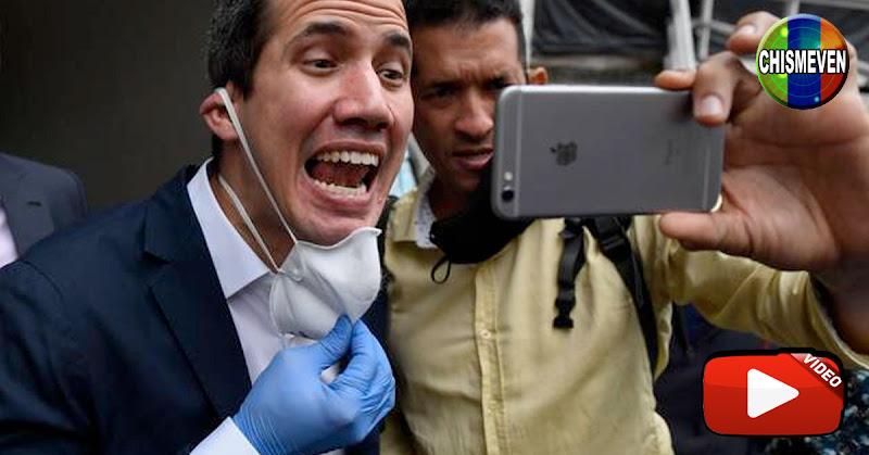Guaidó insiste en hacer una Consulta Popular con más presión internacional y bloqueos