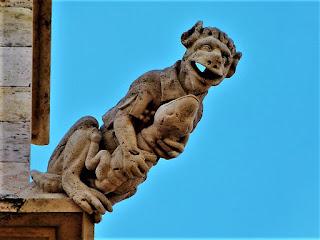 Gárgola catedral
