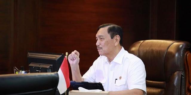 Menko Luhut: Pemerintah Tidak Ikut Campur dalam Kontestasi Ketua Umum Kadin