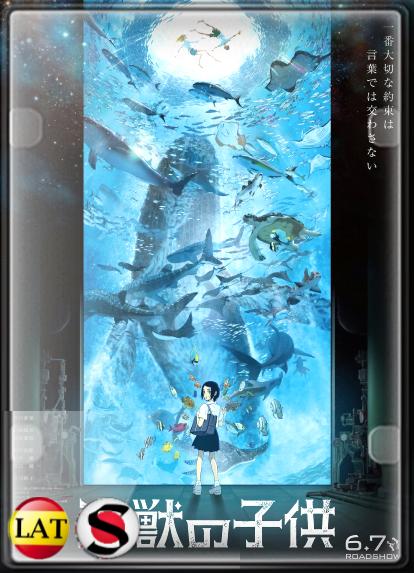 Espíritus del Mar (2019) FULL HD 1080P LATINO/JAPONES