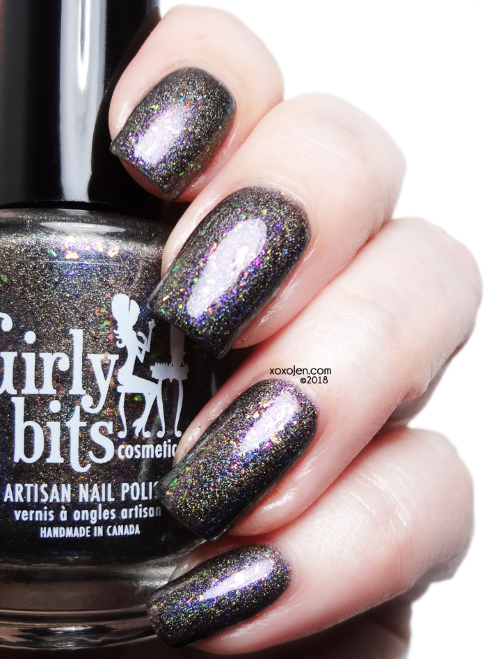 xoxoJen's swatch of Girly Bits Aurora Twilight