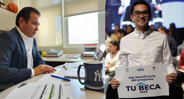 """Municipio de Querétaro lanza la convocatoria para el programa de """"Tu Beca"""""""