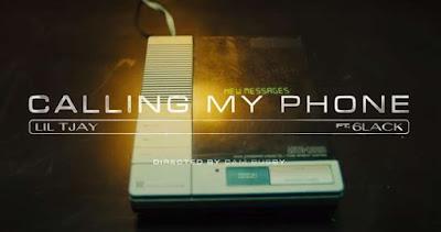 Calling My Phone Song Lyrics - Lil Tjay