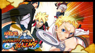 تحميل لعبة ناروتو, لعبة Ultimate Ninja Blazing مهكرة مدفوعة, تحميل Ultimate Ninja Blazing APK , لعبة Ultimate Ninja Blazing مهكرة جاهزة للاندرويد, العاب ناروتو قتال