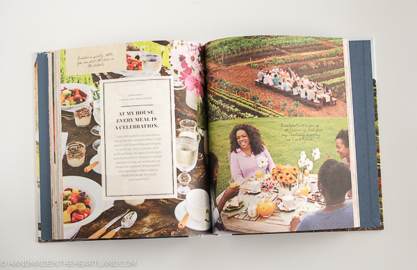 Recipes by Oprah and her famous friends
