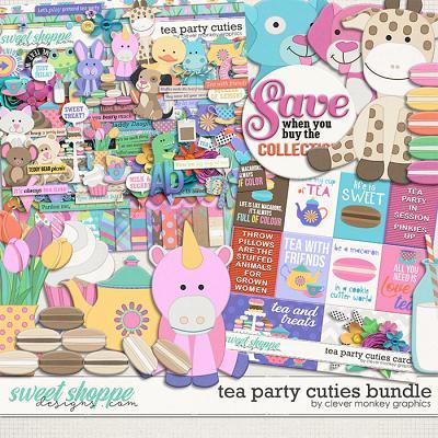 Tea Party Cuties