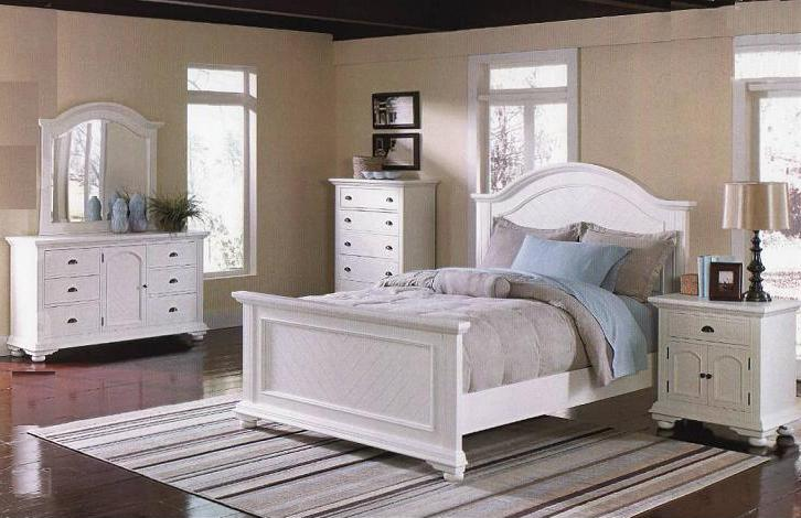 New Dream House Experience 2016: White Bedroom Furniture