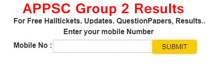 APPSC Group 2 Results 2019 | Check Group 2 Prelims Exam Cut off