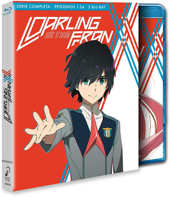 Las ediciones de Darling in the Frankxx de Selecta Visión.