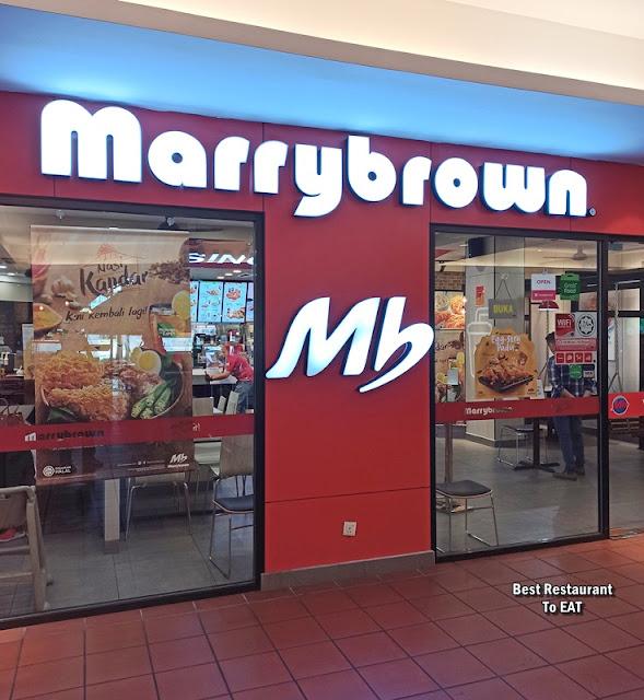 Marrybrown Citta Mall