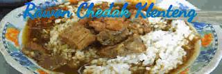 Rawon Chedak Klenteng