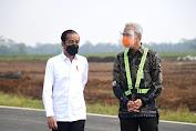 Jokowi: Bandara JB Soedirman Akan Dongkrak Perekonomian Di Banyumas Raya