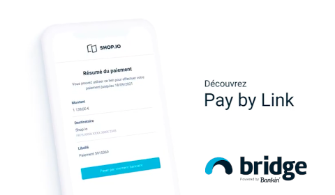 Bridge – Pay by Link
