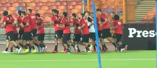 تشكيل منتخب مصر أمام بوتسوانا