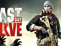 Free Download Left to Survive APK MOD TPS Zombie Survival 3.1.0