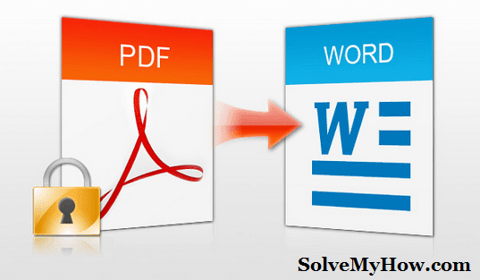 best pdf to word document converter online