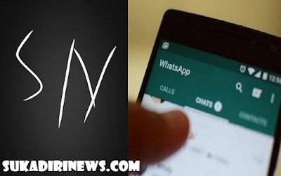 Cara Kirim Tulisan 3D di WhatsApp Android Menggunakan Aplikasi Ink Space