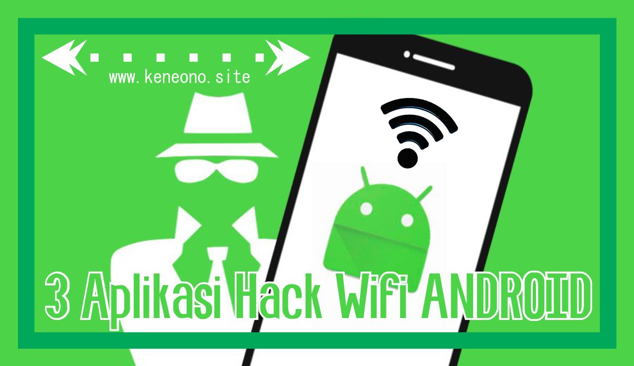Aplikasi wifi android