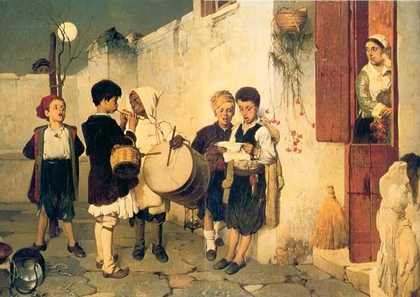 Έθιμα των Χριστουγέννων από διάφορα γωνιές της Ελλάδας